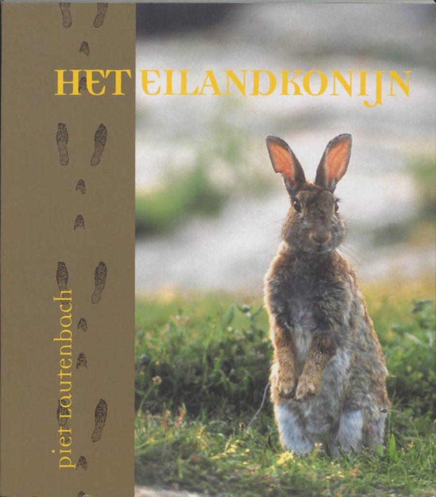 Cover boek Het Eilandkonijn