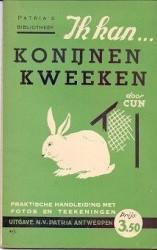 Cover boek Ik kan konijnen kweeken
