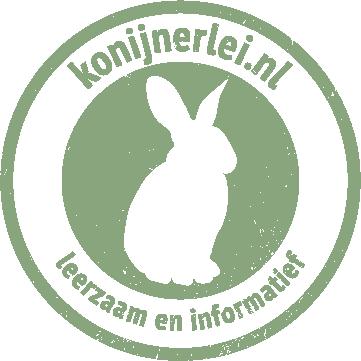 Stempel logo Konijnerlei