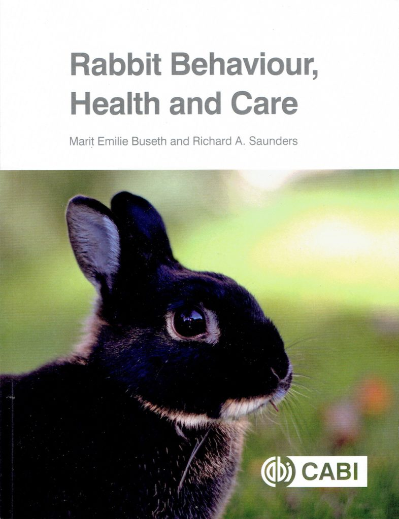 Boeken algemeen | Rabbit behaviour, health and care